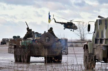В 2016 г. украинская армия получила тысячу единиц военной техники