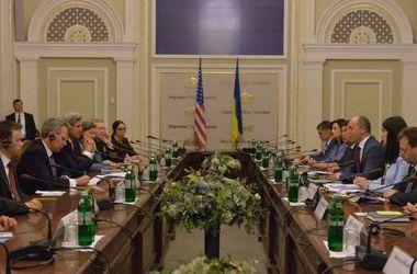Керри ответил Парубию по летальному оружию для Украины