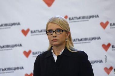 Слишком оппозиционную Тимошенко подняли на смех в соцсетях