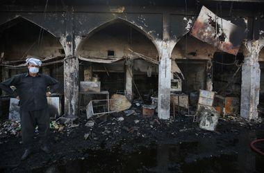 Теракт с расстрелом мирных жителей в Ираке: появились жуткие кадры