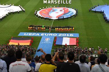 Евро-2016: УЕФА объявил о доходе от чемпионата Европы почти в 2 миллиарда евро