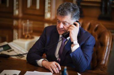 Порошенко и Лагард обсудили предоставление Украине очередного транша