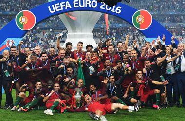 Евро-2016: Португалия - Франция - 1:0, обзор матча