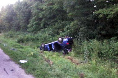 ДТП в Хмельницкой области: погибла женщина и годовалый ребенок