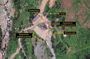 Северная Корея может провести пятое ядерное испытание - СМИ