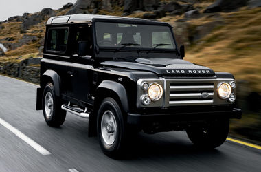 <p><span>Land Rover Defender</span></p>
