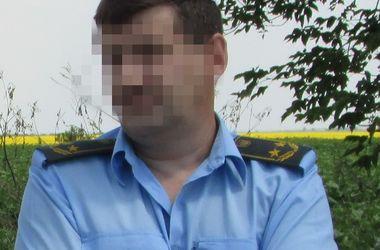 Подчиненный Марушевской попался на взятке