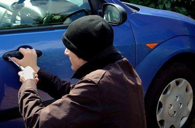 В Одессе задержан иностранец по подозрению в угоне автомобиля  с ребенком