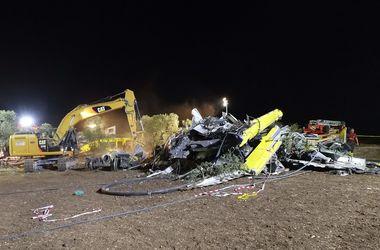Число жертв столкновения поездов на юге Италии выросло до 27