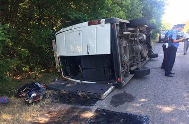 Жестокая авария на Донбассе: много пострадавших