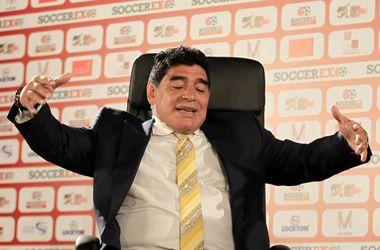 Диего Марадона может возглавить сборную Боливии