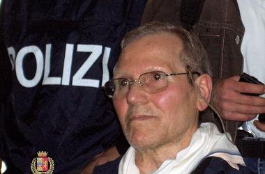 Умер босс итальянской мафии Cosa Nostra