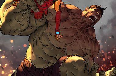 Авторы Marvel убили Халка
