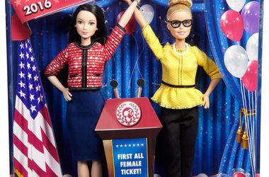 Барби-президент возмутила сторонников Трампа