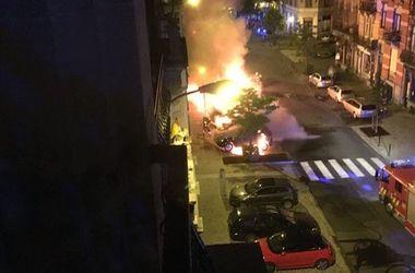 В Брюсселе прогремели мощные взрывы