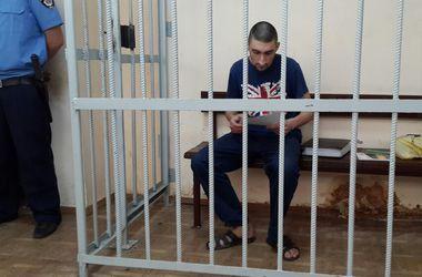 """Суд продлил арест антимайдановца """"Топаза"""" еще на 2 месяца"""