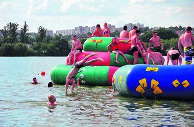 В Харькове одобрили только два пляжа