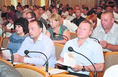 Харьковские депутаты за 20 минут распределили 137 млн
