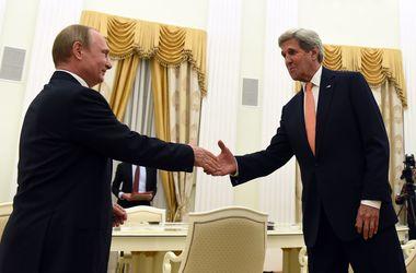 Керри передал Путину