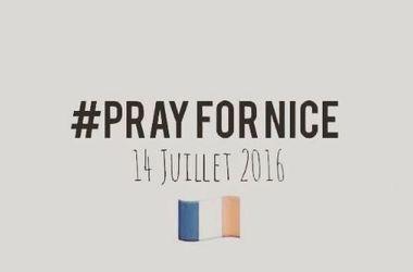 Пользователи соцсетей по всему миру выражают соболезнования в связи с трагедией в Ницце