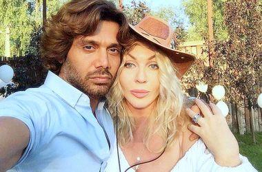 <p>Ирина Билык с мужемФото: Facebook</p>