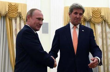 Путин и Керри провели откровенный разговор, но остается много вопросов – Песков