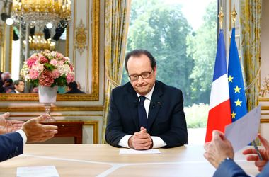 Олланд назвал атаку в Ницце терактом