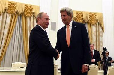 После встречи с Путиным Керри увидел реальный шанс для окончания войны в Украине