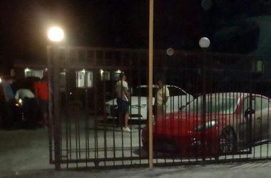 В Одессе подорвали автосалон