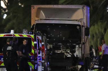 Обнародовано видео уничтожения террориста в Ницце