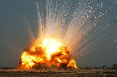 В Черниговской области горит военный полигон