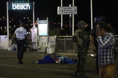Граждане из восьми стран погибли в результате теракта в Ницце