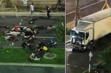 Оружие из грузовика, давившего людей в Ницце, оказалось муляжами