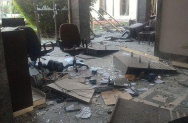 Как выглядит здание парламента Турции после бомбардировки