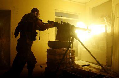 За ночь военные отбили две атаки боевиков