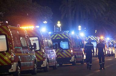 Во время теракта в Ницце женщина родила ребенка