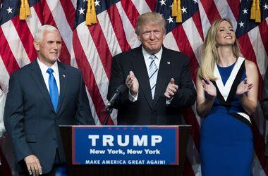 Официальный кандидат Трампа на пост вице-президент США оказался его единомышленником