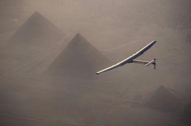 Окончание кругосветного путешествия Solar Impulse 2 отложено