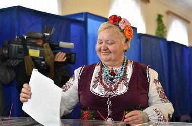 В Украине проходят промежуточные выборы в Раду