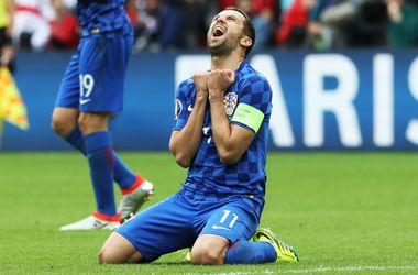 Дарио Срна попал в символическую сборную Евро-2016