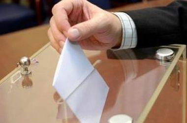 В Украине состоялись промежуточные парламентские выборы