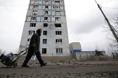 Боевики из минометов обстреливают Авдеевку