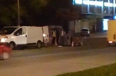 В Одессе водитель насмерть сбил женщину на глазах у ее сына
