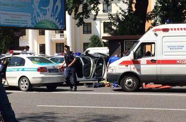 В числе погибших в Алматы трое полицейских, один пограничник и один гражданский