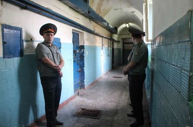 Угнетающие кадры из Лукьяновского СИЗО накануне продажи