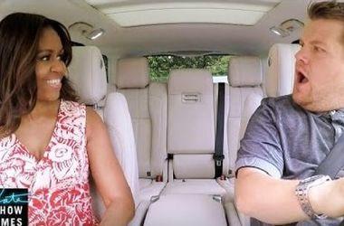 Мишель Обама исполнила песню Бейонсе