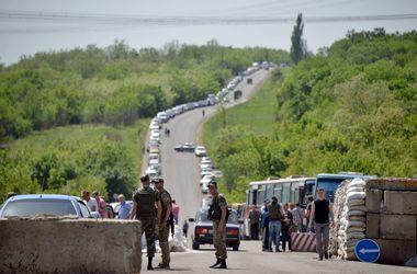 На Донбассе готовятся менять порядок пересечения линии фронта