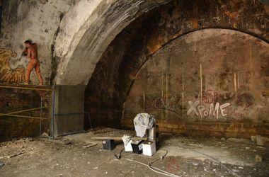 Как реставрируют подземелья под Одессой