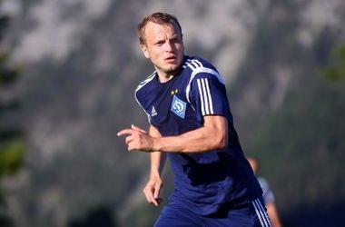 """Олег Гусев тренируется с """"Динамо"""""""