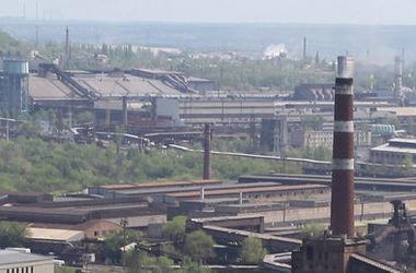 Российская компания жалуется на боевиков, захвативших ее завод в Донецке